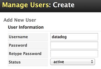 Create dyn user