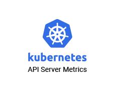 Kubernetes API server metrics logo