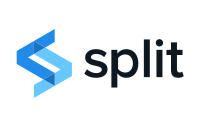 Split logo